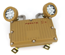 IP 66 EXPLOSION LIGHT 2*3W