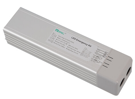 Commercial 40W UL DLC CUL Approval led panel light emergency kit with 5 years Warranty