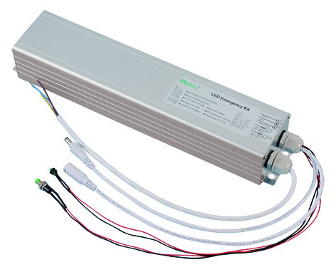 Emergency Inverter Kit For 18W Panel Matched Ni-Cd Battery