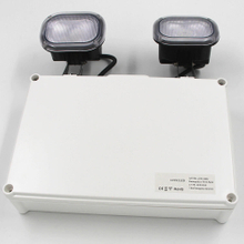 IP65 Two head Emergency 2*5W Waterpoof Light